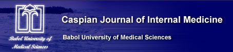 Caspian Journal of Internal Medicine